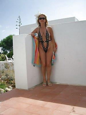 Amateur Horny Older Lady SeT - (SiMoN1988)