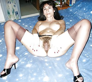 Hairy Moms And Grandmas 37
