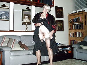 Hairy Moms And Grandmas 37