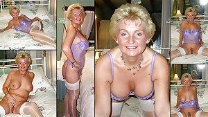 Jean british Granny