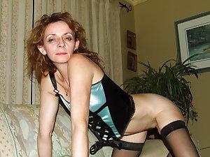 Granny, Mature, Older    Hotties in LINGERIE 2