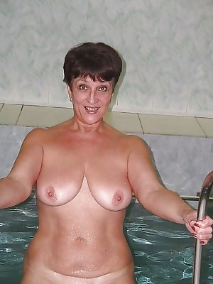 Busty Hairy Grannies 15