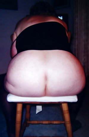 Visiting big butt chubby granny born 1940