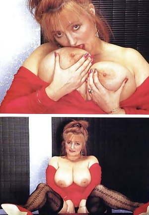 Dorie - Bren (Granny Bbw) Set 2