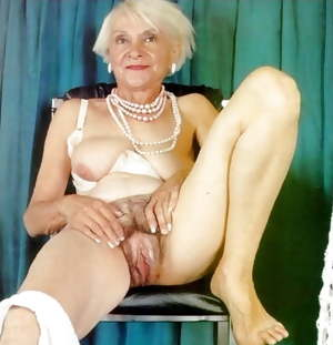Hot Grannies Colletion #7