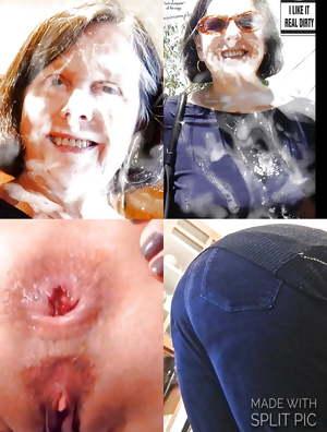 Jewish Granny Milf Whores Need Cock and Cum Tributes 27