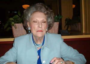 Stunning granny