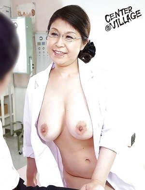 Yoshie Mizuno, old busty japanese whore
