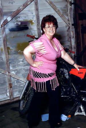 Jenny Joyce (Granny Bbw)