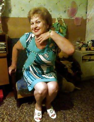 Evgeniya, 63 yo, Russian Mature Granny! Amateur!