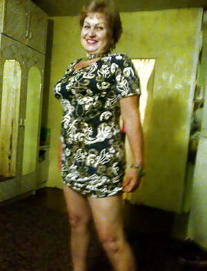 Evgeniya, 63 yo, Russian Mature Granny! Amateur!