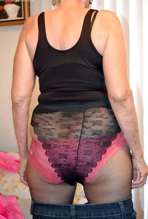 Pantyhose Granny's