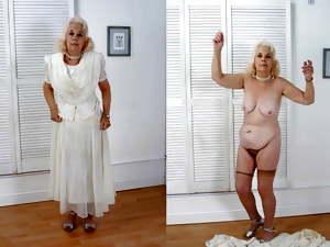Dressed Undressed Mature