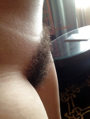 give me some hairy pussy