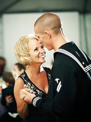 True mother-son's friend love # 2
