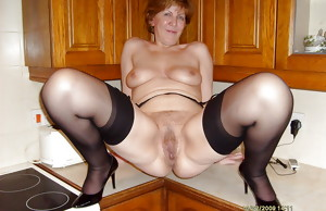 Another mix of mature ladies