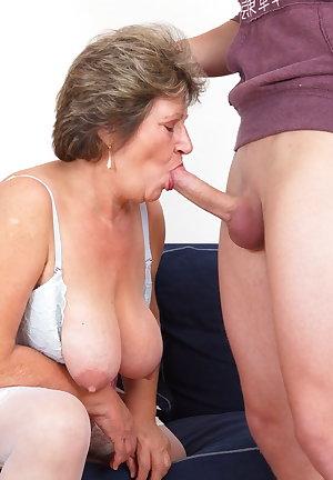 Granny & Mature Mix