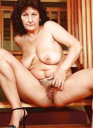 Mature & Granny mix 6