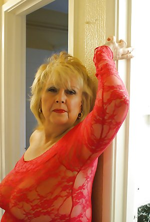 Various granny mature bbw busty clothes lingerie