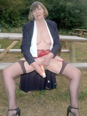 Granny needs dick in her