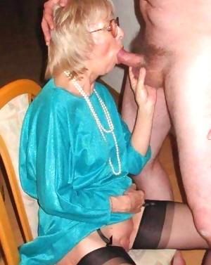 This black dude loves fucking a granny slut