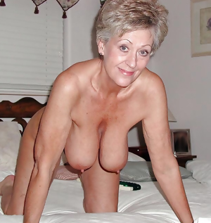 They use her mouth and granny pussy outdoors and she appreciates all that cock meat