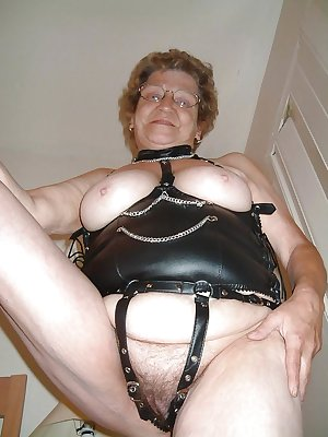 This blonde granny cunt really loves a hard cock