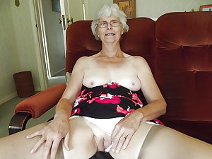 This kinky mama gets fucked in her own basement