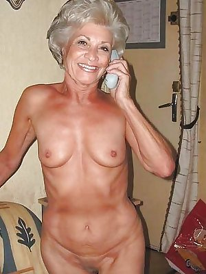 This horny granny slut really craves the cock
