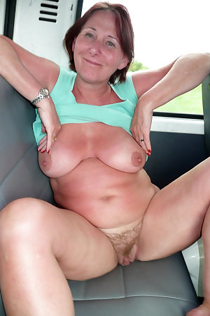 This big titted granny slut just loves her toys