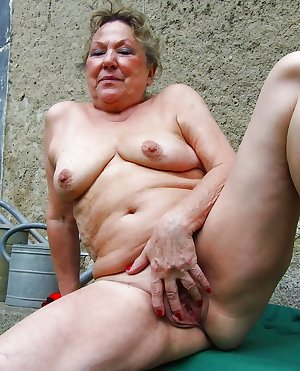 This granny slut loves a younger cock to play with