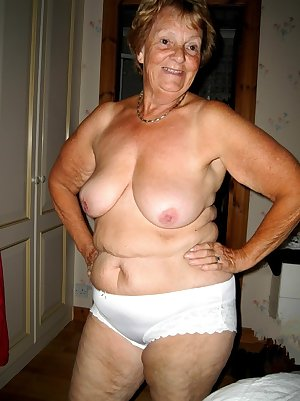 This granny slut loves a huge black cock to play with