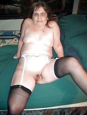 Nerdy grandmother fucked lustily