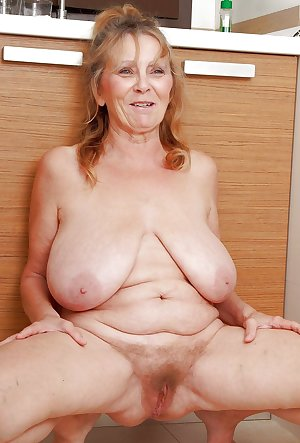 This hot MILF gets wet and wild on her own