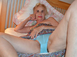 this horny granny slut loves to get fucked good