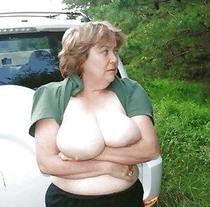 Matures & Grannies Collection #4 (Asses & Big Boobs)