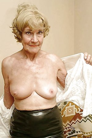 Granny Show's You Can Be Old But Still Look Sexy