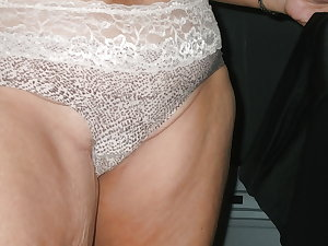 Granny panties excite me part 2