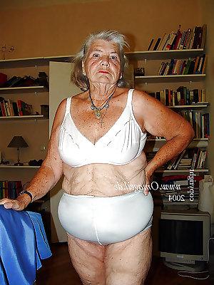 Granny panties excite me part 2
