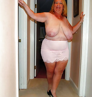 Granny Is Hot and Horny