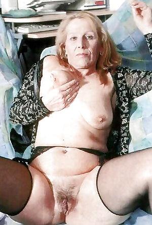 Granny Grandma Old Ladies in Heels Lingerie 9