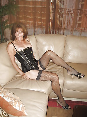 Granny , Mature...Nana's sexy STOCKINGS