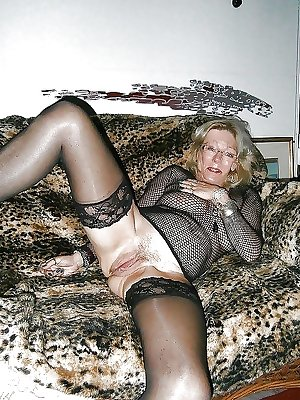 Granny , Mature...Nana putting on hot show 6
