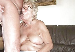 Grannies that suck and fuck